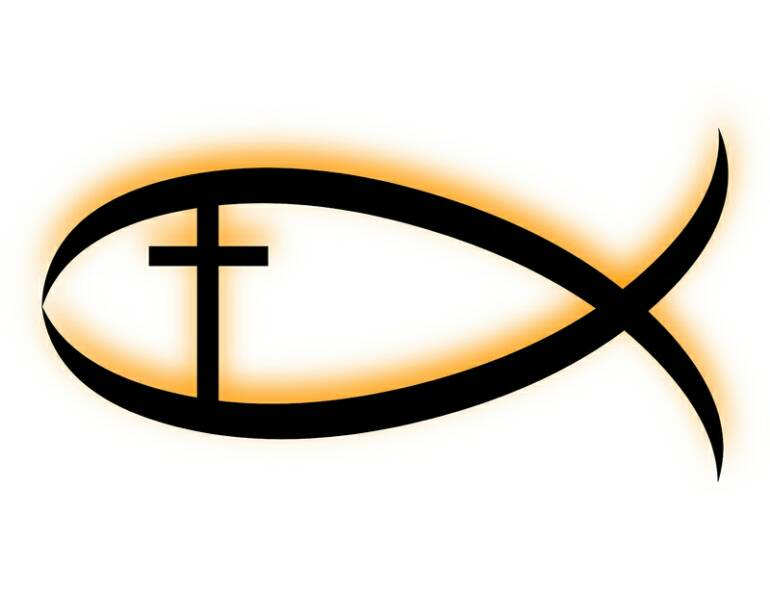 Central texas chaplains for Christian fish sign
